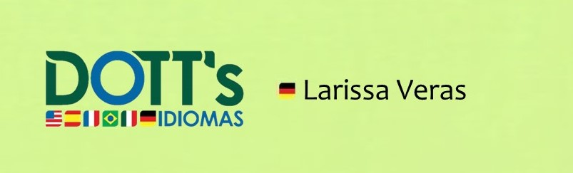 Alemão VIP - Larissa Veras - 2.ª 15h-16h