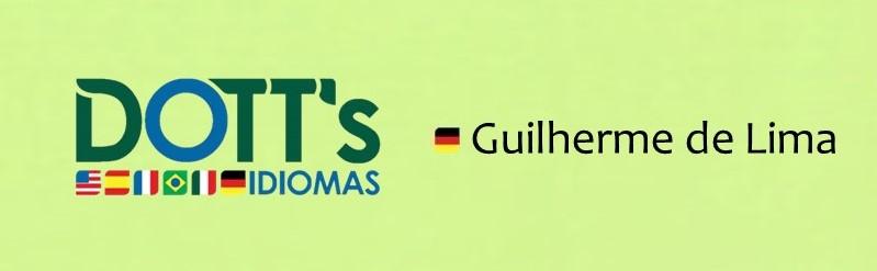 Alemão VIP - Guilherme de Lima - 3.ª 18h-19h